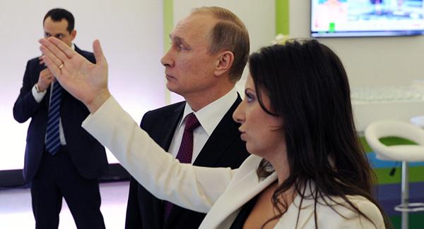 Putin and Simonyan