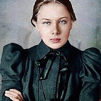Nadya Krupskaya