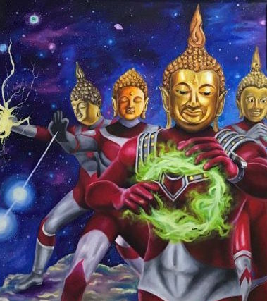 super buddhist