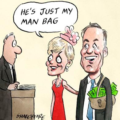 handbag...