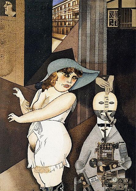 wedding her automaton