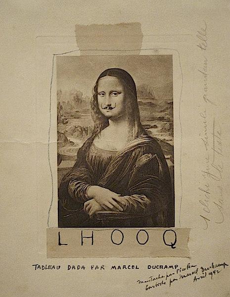 LHOOQ