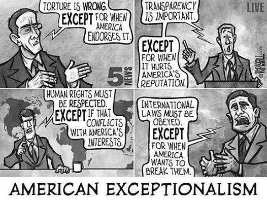 American Exceptionalism ...