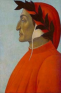 Dante (attributed to Botticelli)