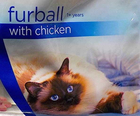 furballs...