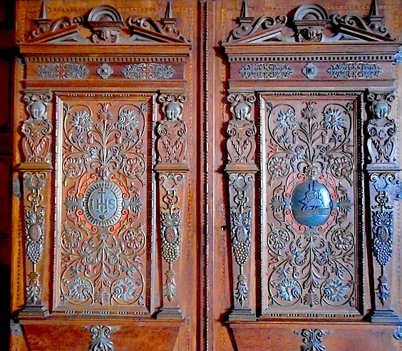jesuit doors in germany...
