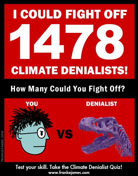 fighting the denialists