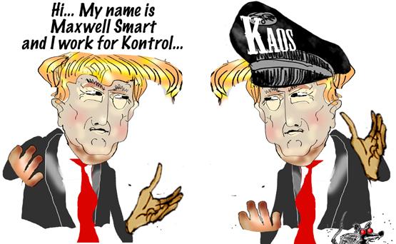 Donald Kaos Trump