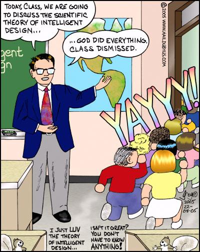 creationism...