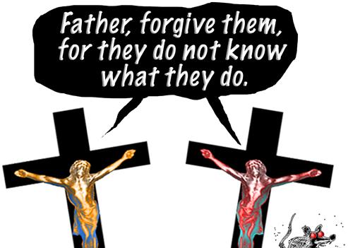 apostasy...
