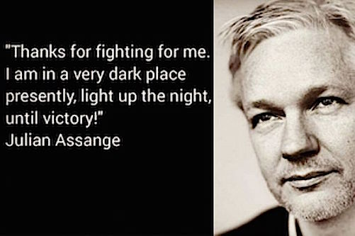 fight for assange