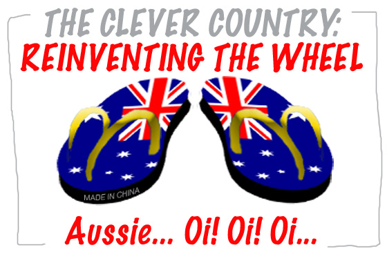 clever country...