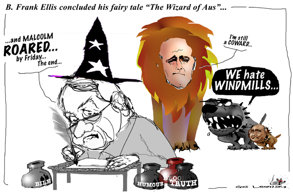 the wizard of aus