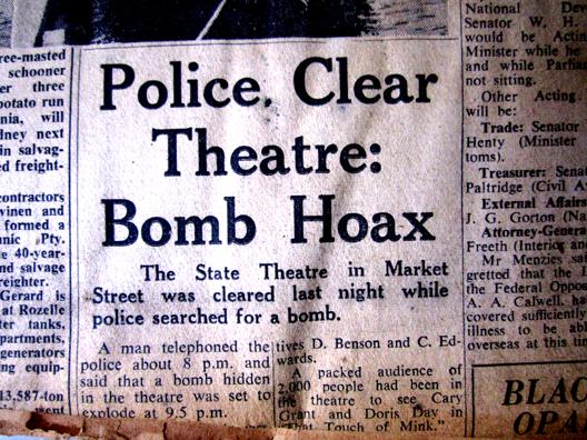 bomb 1959