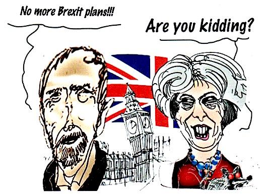 brexitations...