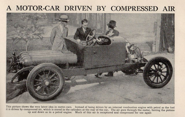This Air Ed Car From The Mid 1920s