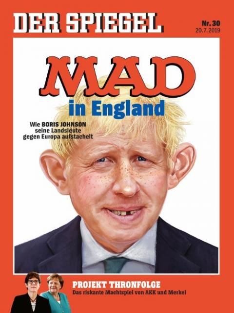 mad boris