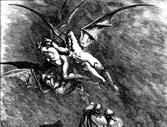 Dante's Hell...