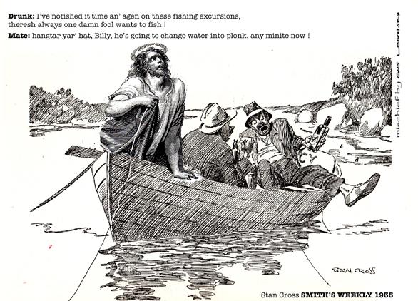 fishing in galilee...