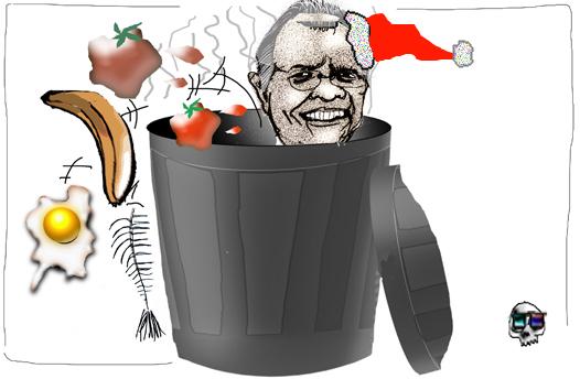 garbage budget
