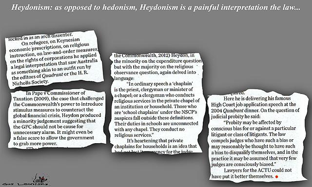 heydonism