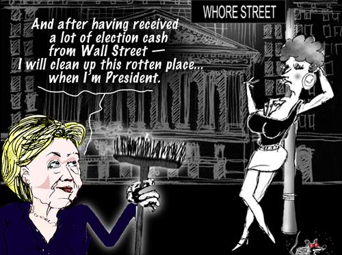whore street