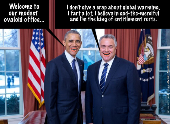 rorts-in-chief