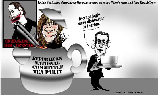 US republicans capers