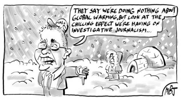 killing the media...