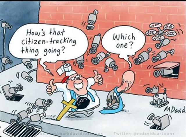 surveillance...