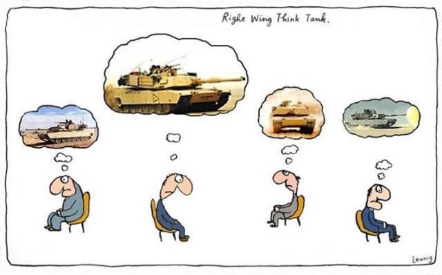 thinktankers