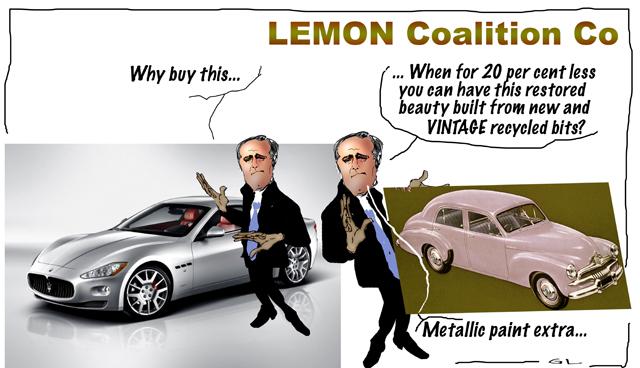 Malcolm's NBN