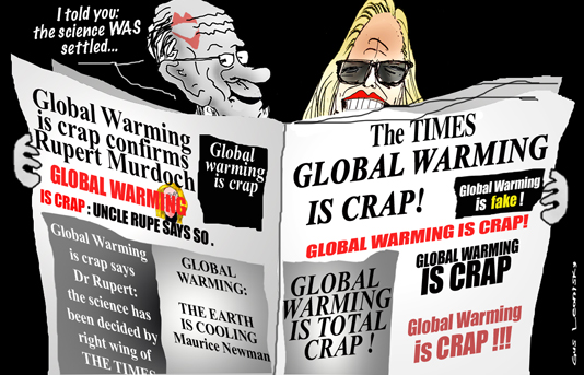 global warming is crap