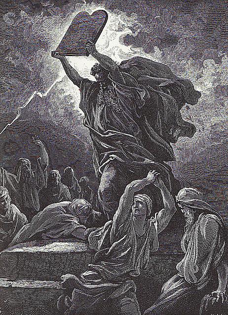 Moses (doré)
