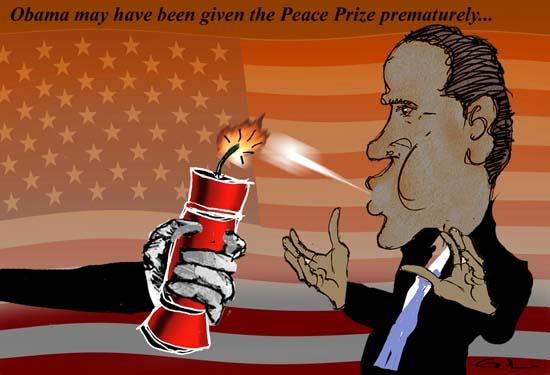 dynamite peace prize