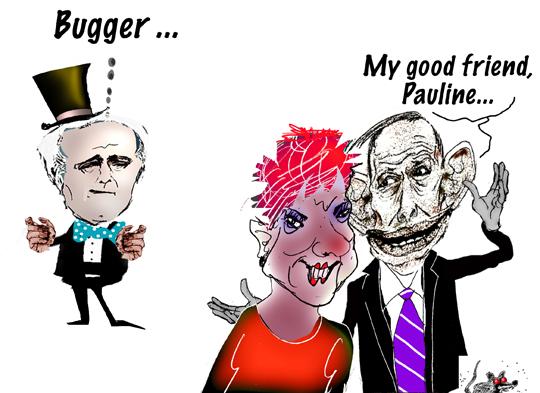 bugger...