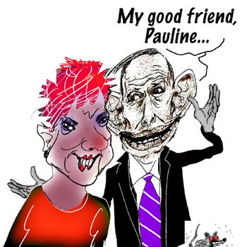 pauline knows