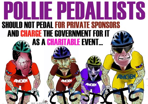 pollie pedal