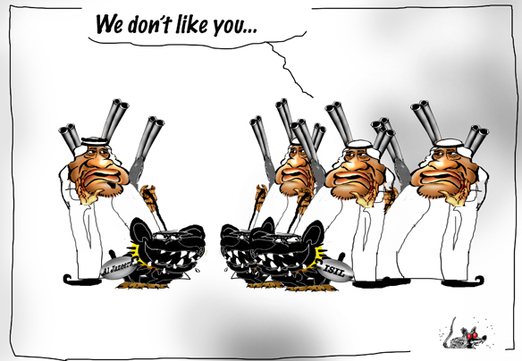 oil crisis...