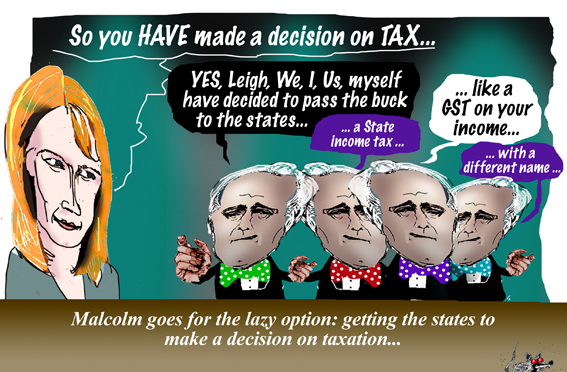 tax diversion
