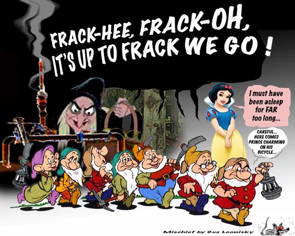 fracked tale