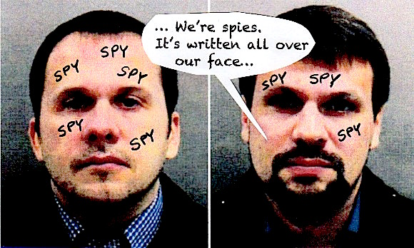 """spies"""