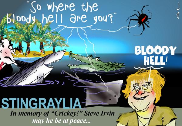 stingraylia