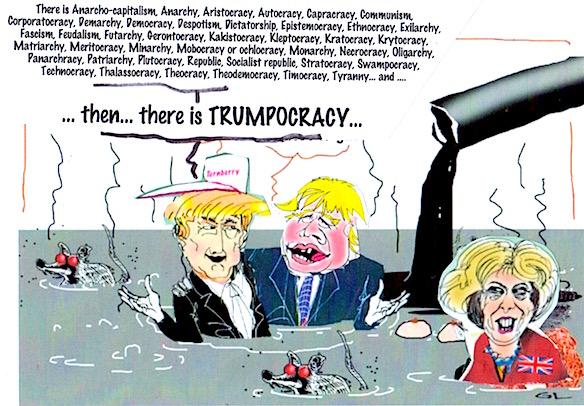 swampocracy...