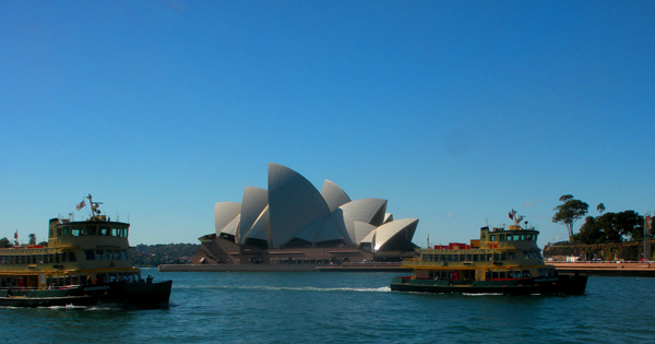sydney clear weather