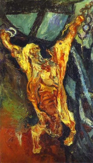 soutine's beef