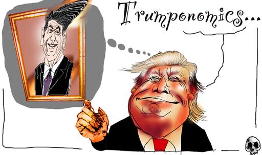 trumponomics...